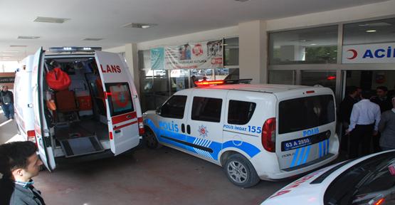 Suruç'a yıldırım düştü 1 kişi yaralandı