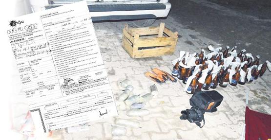 Suruç'ta bomba düzeneği bulundu