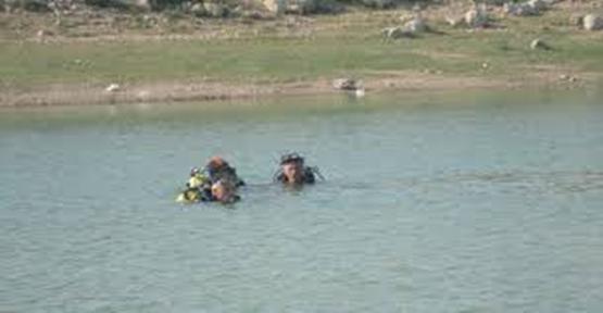 Tamir Yaparken Göle Düşüp Boğuldu