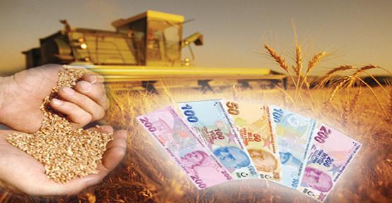 Tarımsal desteklemeler ödeniyor