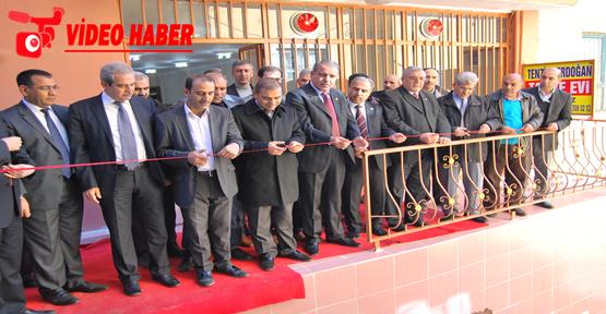Tenzile Erdoğan Taziye Evi Açıldı