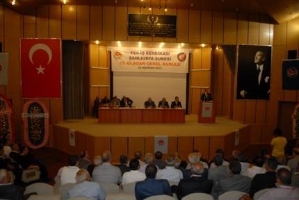 TES-İŞ 10 Olağan Kongresi Yapıldı