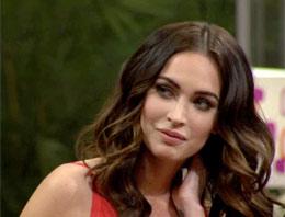 Dünyaca ünlü Hollywood yıldızı Megan Fox için Beyaz ve Murat Boz yarıştı