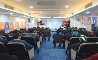Ocak Ayı Daraltılmış İl Danışma Meclisi Toplantı Yapıldı
