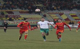 Şanlıurfaspor 2-2 Göztepespor