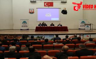 Urfa'da 28 Şubat siyasi ve hukuk paneli
