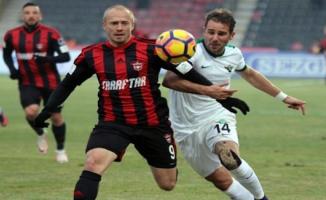 Gaziantepspor, Süper Lig'den Düştü