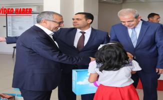 Başkan Demirkol, Sevgi Evlerinde Kalan Çocuklarla Bayramlaştı