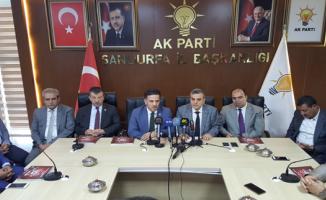 Cumhurbaşkanı Erdoğan Şanlıurfa'ya geliyor