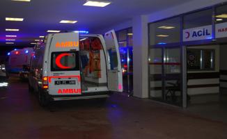 Şanlıurfa trafik kazası, 2 yaralı