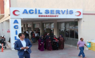 Akçakale'de İki Grup Arasına Kavga, 15 Yaralı
