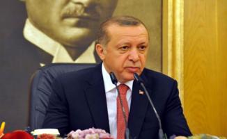 Erdoğan'dan ABD'ye YPG Tepkisi