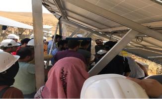 Güneş Santralleri İçin HRÜ'de Kalifiye Eleman Eğitimi