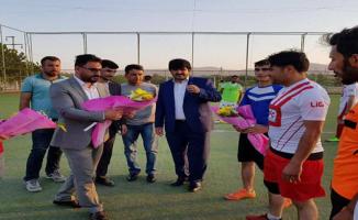 Urfa'da  15 Temmuz Futbol Turnuvası  Devam Ediyor
