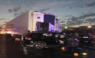 Urfalı Aile Kaza Yaptı, 6 Ölü