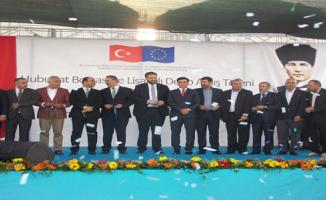 Türkiye'nin En Büyük  Deposu Açıldı