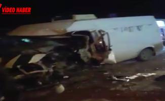 Şanlıurfa'da kaza, 2 yaralı