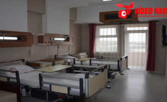 Eyyübiye Belediyesi Hastane Servisini Yeniledi