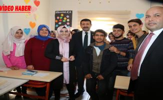 Eyyübiye Belediyesinin Gençliğe Yatırımı Sürüyor