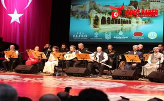 'Türkü Ve Oyunlarla Üç Kardeş Şehir' Gecesine Yoğun İlgi