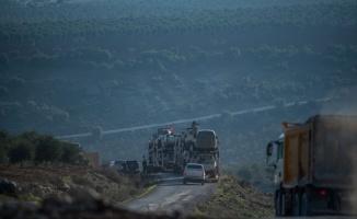 Afrin'e Zeytin dalı hareketi başladı