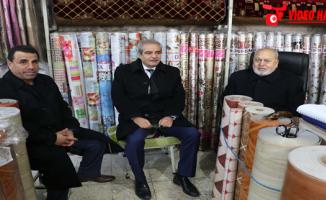 Başkan Demirkol 'dan STK Ve Esnaf Ziyareti