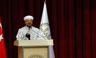 Diyanet İşleri Başkanı Ali Erbaş Şanlıurfa'ya Geliyor