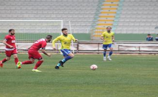 Şanlıurfaspor 4-1 Niğde Belediyespor