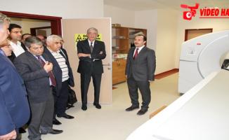 Rektör Taşaltın, Ankara'daki Hastanelerden Daha İddialıyız