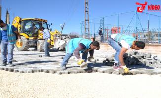 Vatandaşlar Eyyübiye Belediyesinin Çalışmalarından Memnun