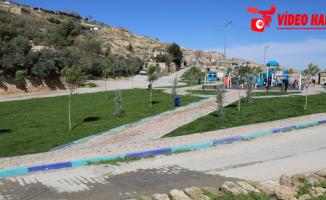 Eyyübiye Belediyesi Abdulkadir Yüksel Parkı Açılışa Hazır