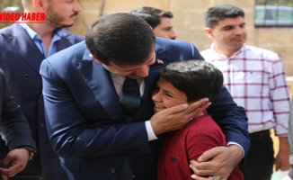 Eyyübiye'de Şehit Asker Koroç İçin Mevlid Okutuldu