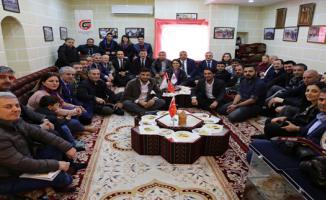 Karadeniz Gönül Elçileri Urfa'da
