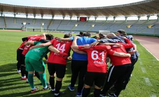 Karaköprü belediyespor 1-3 Kızılcabölükspor