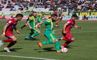 Şanlıurfaspor 3-0 Silivrispor