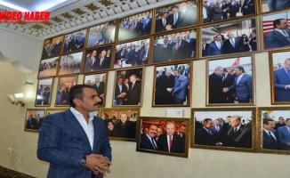 Cumhurbaşkanlığı Hayranlığını Resimleriyle Gösterdi