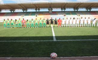 Gümüşhanespor 2-0 Şanlıurfaspor
