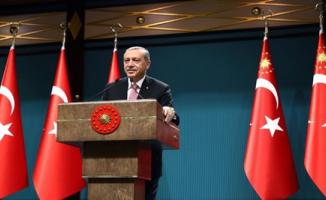 Erdoğan, Ülkemize, Milletimize Hayırlı Olsun