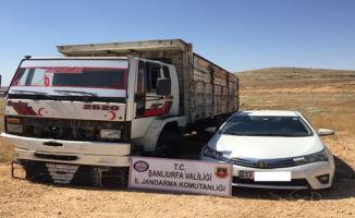 Şanlıurfa'da 23 Ton Kaçak Akaryakıt Ele Geçirildi