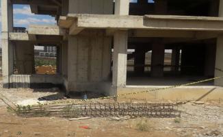 Urfa'da İnşaat İşçisinin Talisiz Ölümü