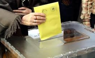 Urfa'da oy verme işlemi başladı