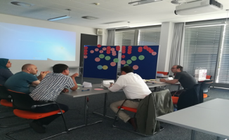 O Çalıştay Almanya'da Yapıldı