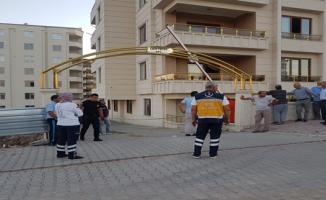 Şanlıurfa'da Talihsiz Kaza