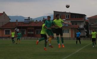 Şanlıurfaspor hazırlık maçında berabera kaldı