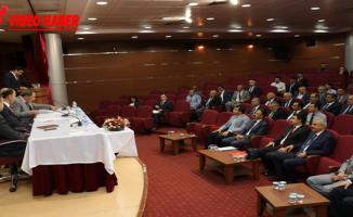 İl Koordinasyon Kurulu 2018 Ekim Dönemi Genel Değerlendirme Toplantısı Yapıldı