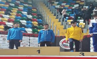 Atlet Tekin, Türkiye Şampiyonu