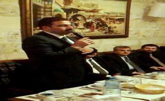 Haliliye Teşkilatı aday adaylarını buluşturdu
