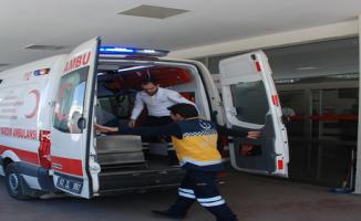 Şanlıurfa'da Trafik Kazası, 1 Ölü