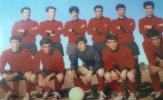 Siverekspor'un 51 yıl önceki  kadrosu