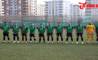 Karaköprü Belediyespor 5-0 Körfez